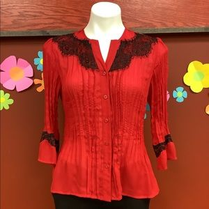 NY Collection Blouse